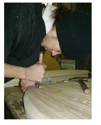 桐箪笥(桐たんす)の更生修理
