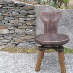 ふくろうの椅子回転